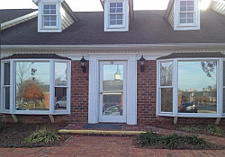 Collinsville Home Receives Window Tint